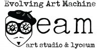 Evolving Art Machine art studio & lyceum